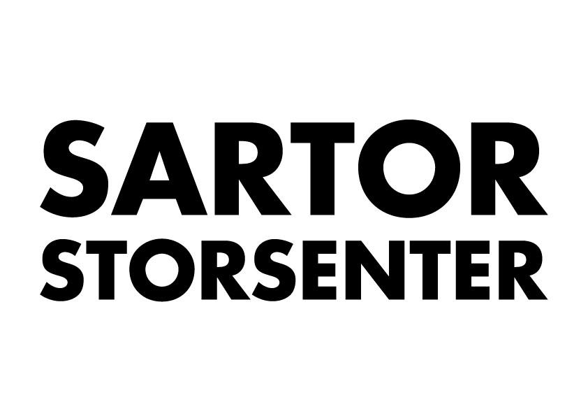 Straumemila Sartor Storsenter logo